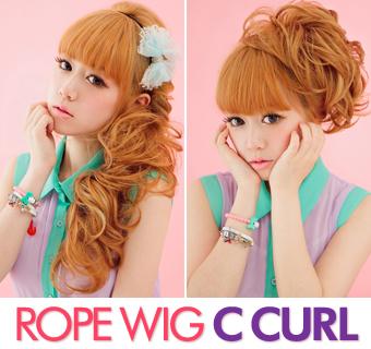 ROPE C-CURL