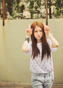 Hair Extension<br>Straight<br>50cm 1pcs