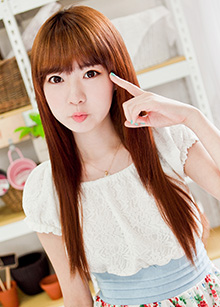 Hair Extension<br>Straight<br>45cm 9pcs
