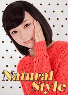 [Natural Beauty] Natural Style