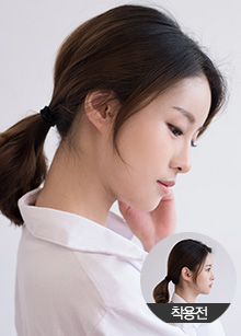 <b>Volume Hair Base</b> <br> Large / small 2Piece 1SET <br> 5,000 won