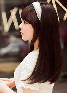 "Half Wig <br> <b>One-Lance Volume Magic</b> <br> <span class=""detail_list"">Superior Yarn / Royal Fuchura Yarn</span> <br> 35,000 won / 45,000 won"