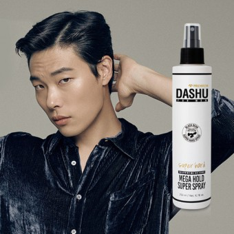 Dash <br> <b>For Men Primium Mega Hold Matt Super Spray 250ml</b> <br> 15,000 won