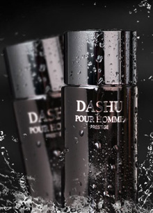 Dash <br> <b>Pure Homme Prestige Essential Lotion</b> <br> 20,000 won