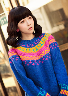 "Tonga <br> <b>Shooting Star</b> <br> <span class=""detail_list"">Superior yarn / royal fuchsia yarn</span> <br> 65,000 won / 75,000 won"