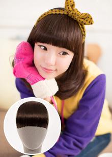 "EN wig <br> <b>Human hair EN</b> <br> Bang Style <br> (5 colors) <br> <span class=""detail_list"">Human hair 100%</span> <br> 21,500 won"