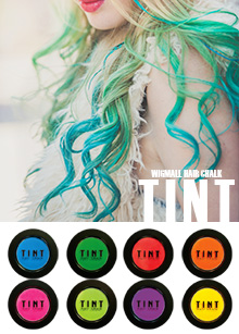 <b>Hair tint (1 color)</b> <br> 16,800 won