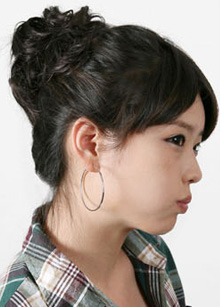 "Ass hair wig <br> <b>Fluffy giblets</b> <br> <span class=""detail_list"">Superior yarn</span> <br> 7,000 won"