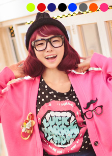 <b>Vivid Knit Beanie</b> <br> 8 color <br> 12,000 won